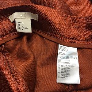 H&M Skirts - Orange Skirt